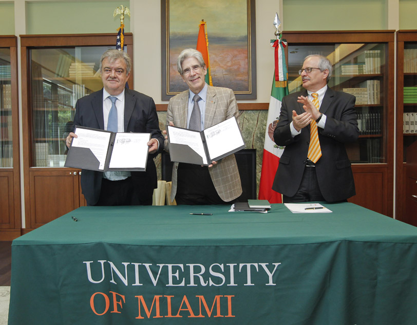 "UMCCS & Yucatán State sign Agreement to create ""CCS for the Americas"""